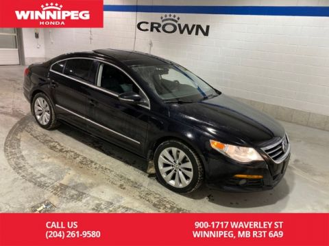 Pre-Owned 2009 Volkswagen Passat CC Sportline/Leather/Panoramic roof/Winter tires