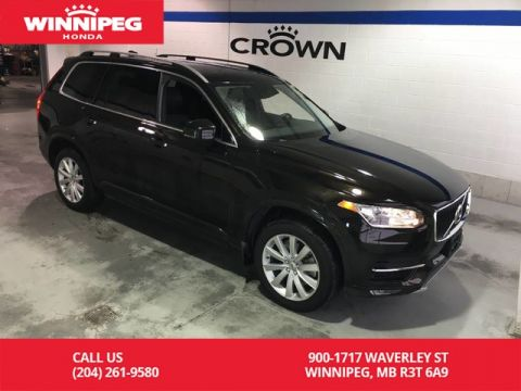 Pre-Owned 2016 Volvo XC90 T6 Momentum/360 Camera/Parking sensors/Power head rests/Heated steering wheel